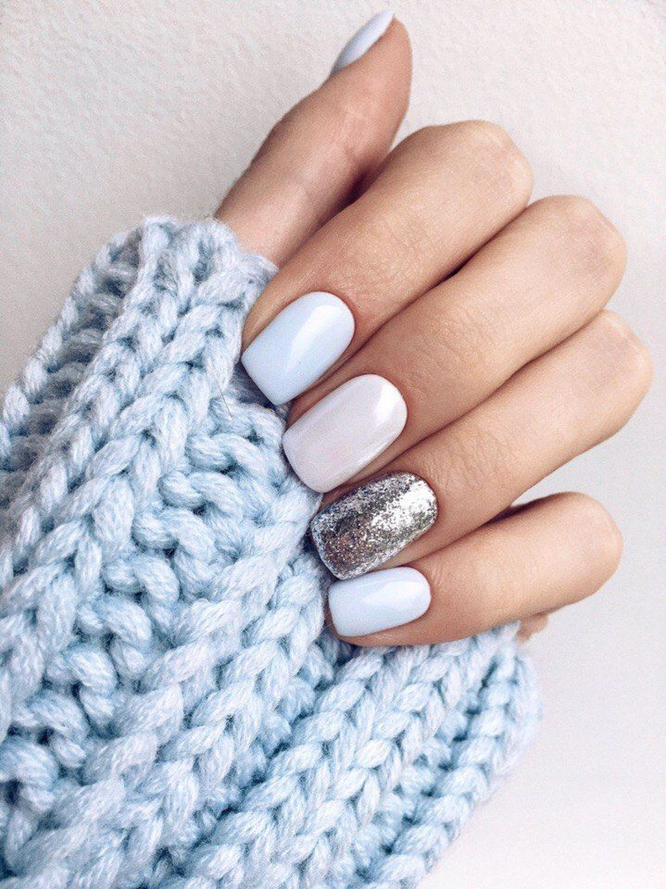 Sweet acrylic nails ideas for winter 55 - Fashion Best