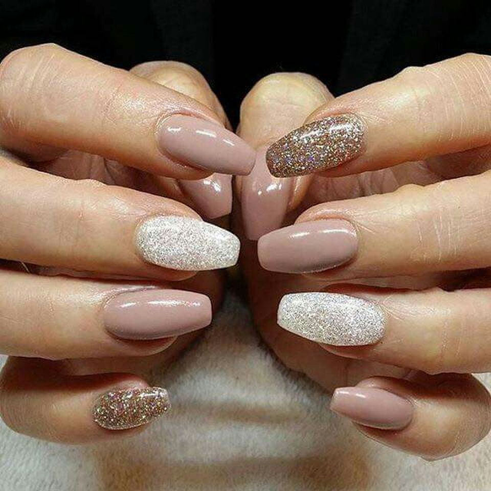 Sweet acrylic nails ideas for winter 63 - Fashion Best
