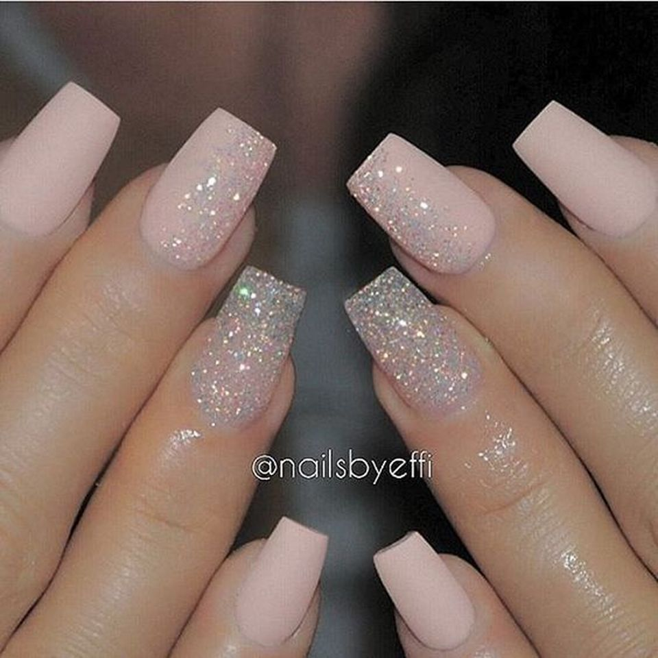 Sweet acrylic nails ideas for winter 96 - Fashion Best