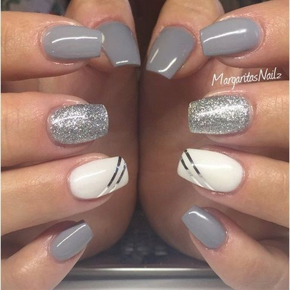 Sweet Acrylic Nails Ideas For Winter 98 Fashion Best
