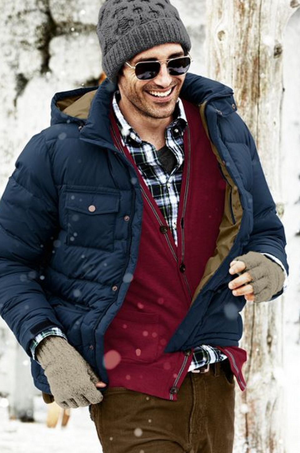 30+ Mens Winter Fashion Outfits Jackets
