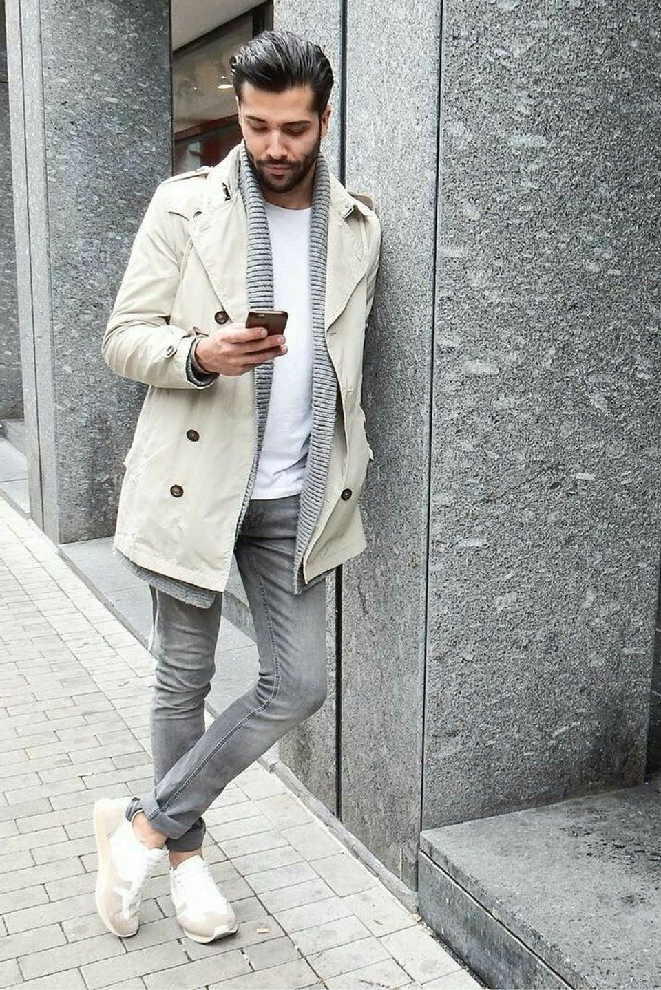 cool classy and fashionable men winter coat 62  fashion best