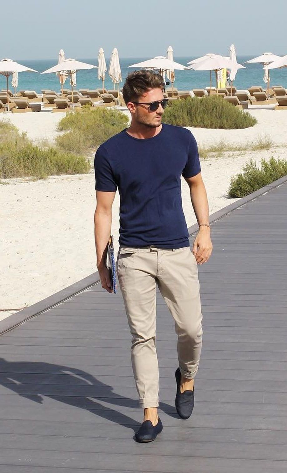 Casual summer fashion for men 5