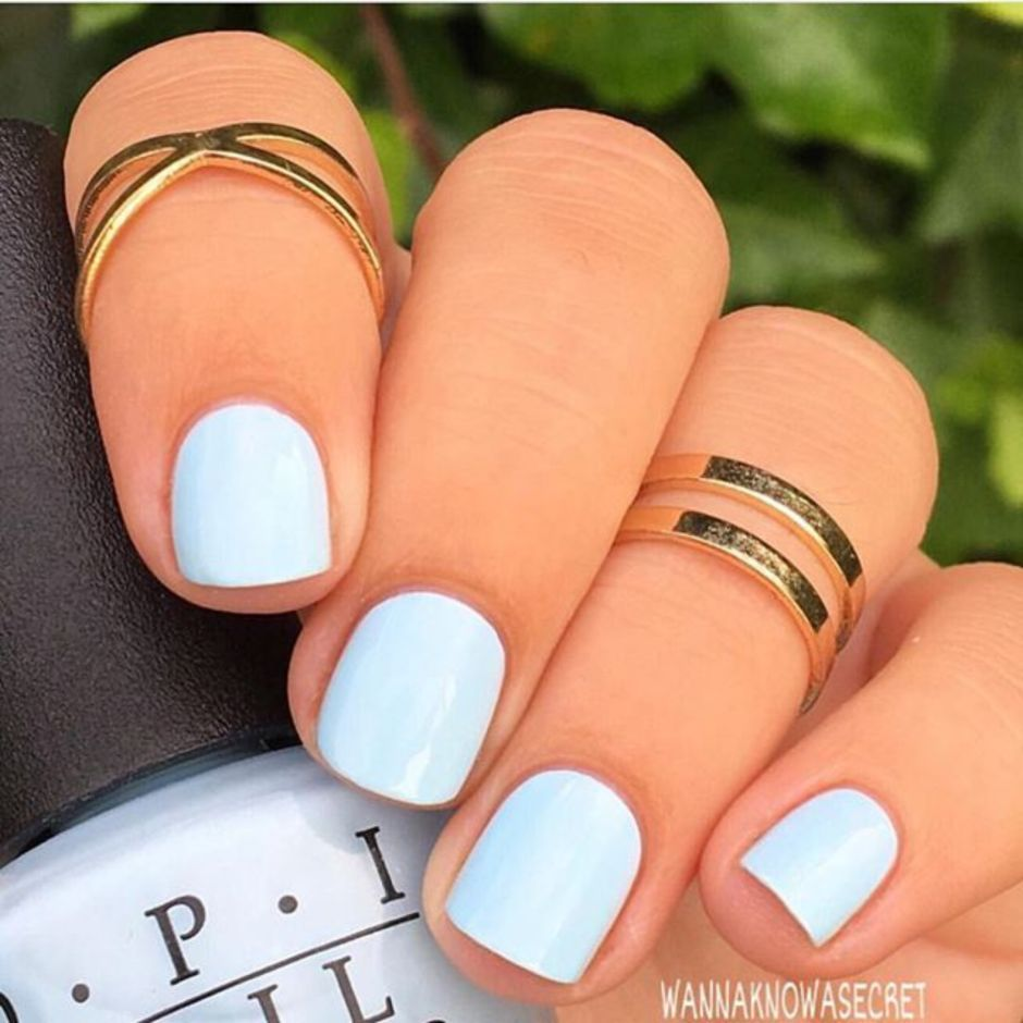 Best Colorful and Stylish Summer Nails Ideas 18 - Fashion Best