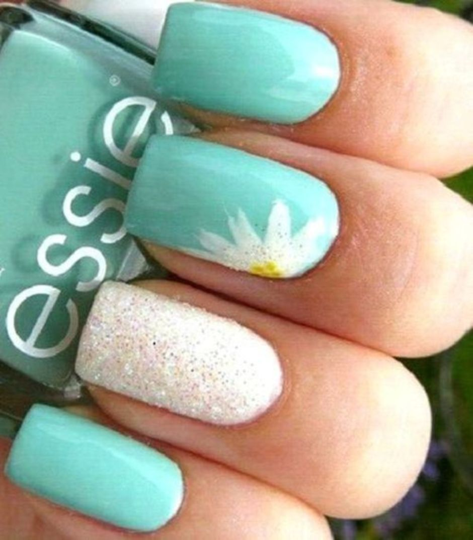 Best Colorful and Stylish Summer Nails Ideas 59 - Fashion Best