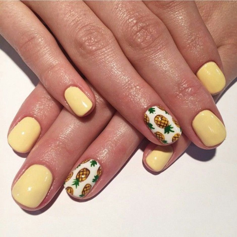 Best Colorful and Stylish Summer Nails Ideas 66 - Fashion Best