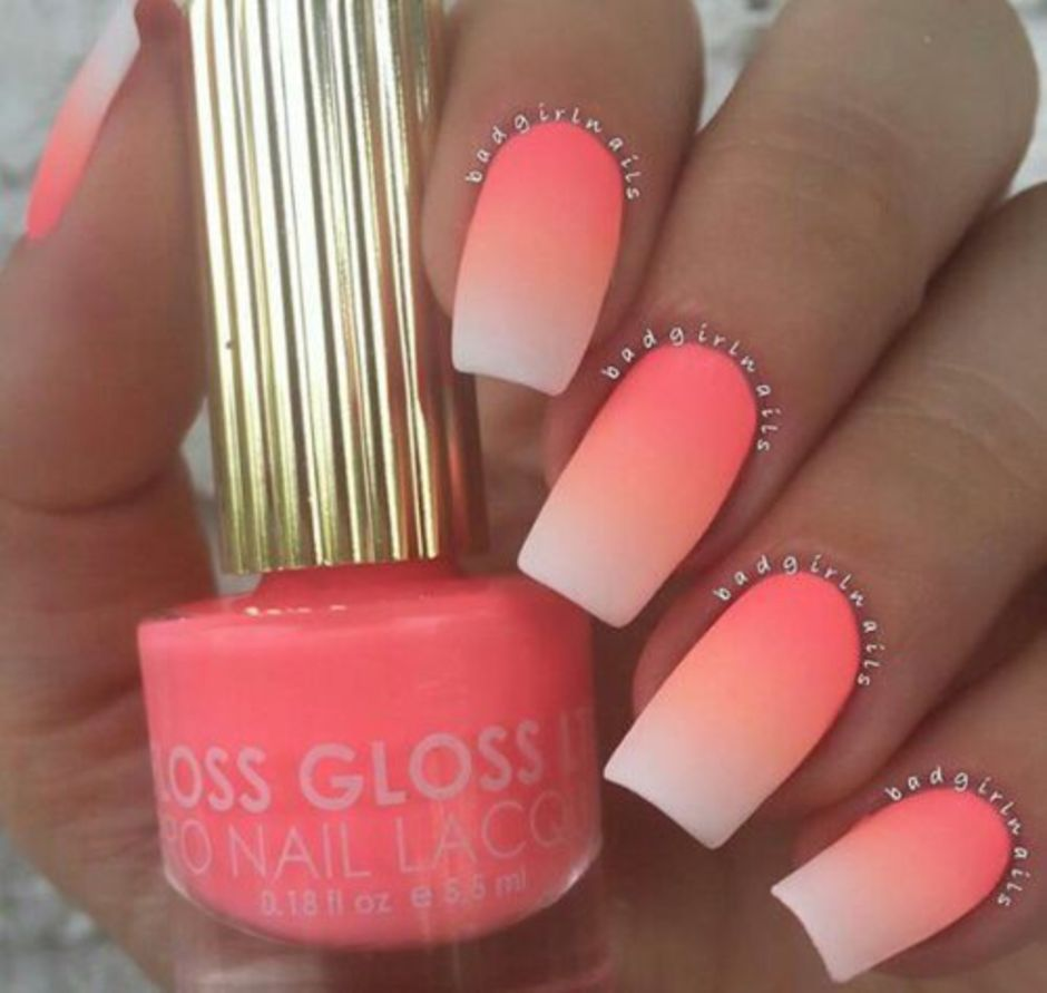 Best Colorful and Stylish Summer Nails Ideas 73 - Fashion Best